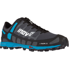 inov-8 X-Talon 230 Running Shoes Herr grey/blue
